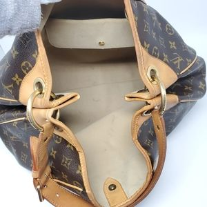 Louis Vuitton Bags - 100% Auth Louis Vuitton Galleria GM Monogram Hobo